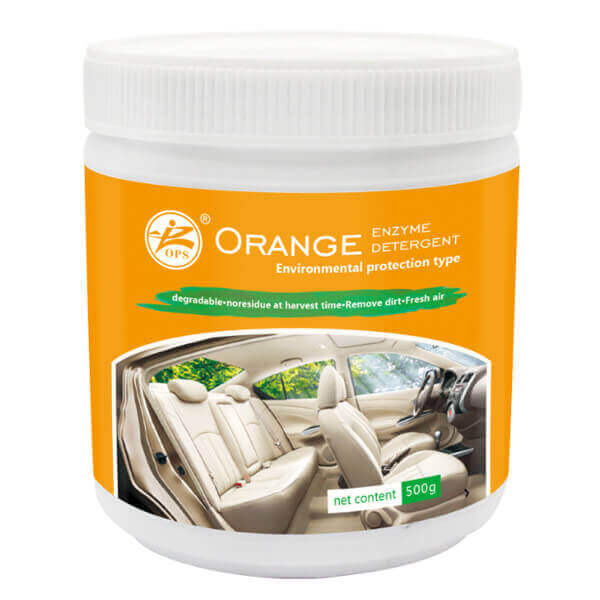 Car Interior Cleaning Products