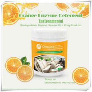 Deterjen Enzim Oranye