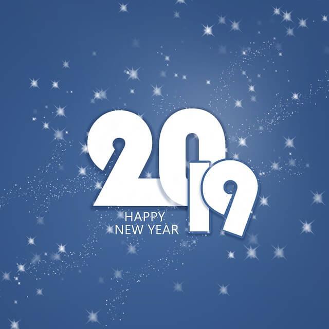 Boldog új évet 2019