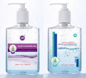 100ML, 500ML Hand Sanitizer Bulk