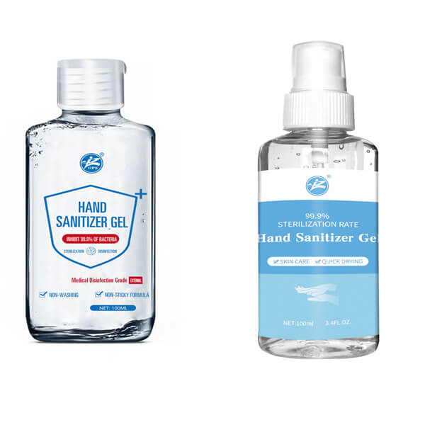 100ML Hand Sanitizer Gel
