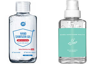 100ML Sanitizer Gel