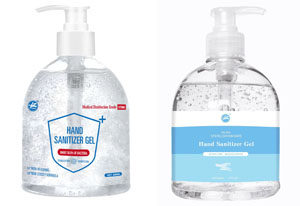 500ML Sanitizer Gel